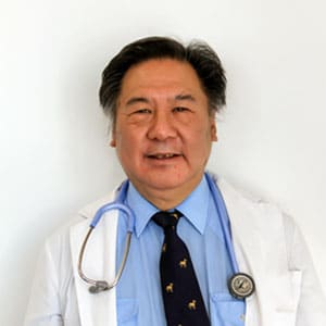 Dr. Eugene Pei